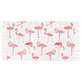 Thro by Marlo Lorenz Francine Flamingo Rug - 2'3'' x 3'9''