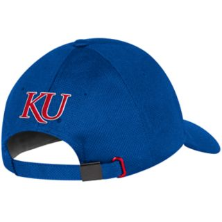 Adult adidas Kansas Jayhawks Structured Adjustable Cap