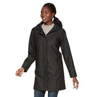 Women's Sebby Collection Rain Coat