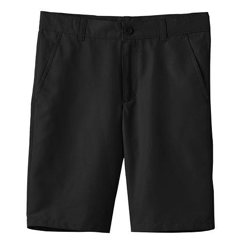 Boys 4-20 & Husky Chaps School Uniform Performance Shorts