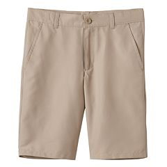 54de0c22f42 Boys 4-20 & Husky Chaps School Uniform Performance Shorts