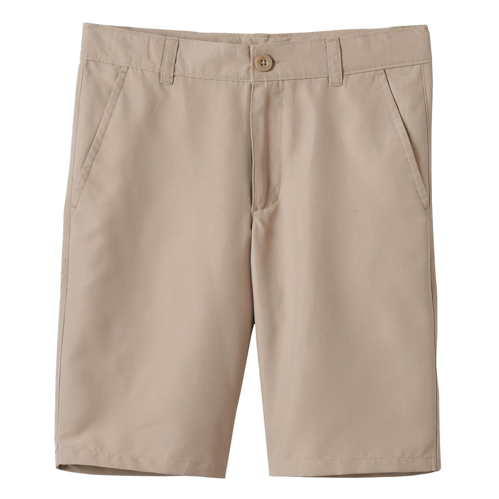 Boys 8-20 Husky Chaps School Uniform Performance Shorts