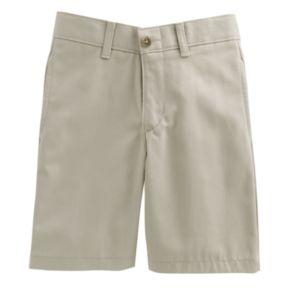 Boys 4-20 Chaps Twill School Uniform Shorts