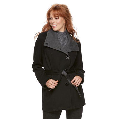 Women's Sebby Collection Fleece Jacket