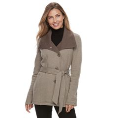 Women's Sebby Collection Fleece Jacket