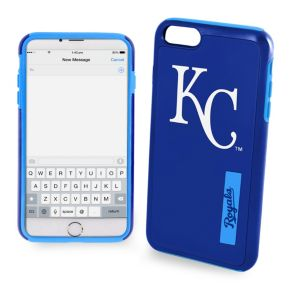 Forever Collectibles Kansas City Royals Impact Dual Hybrid iPhone 7 Case
