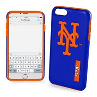 Forever Collectibles New York Mets Impact Dual Hybrid iPhone 7 Case