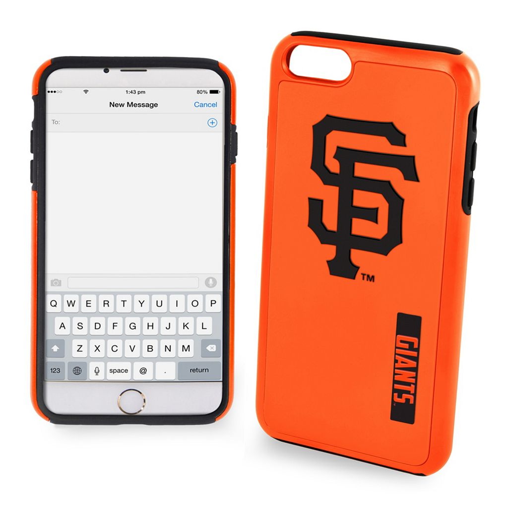Forever Collectibles San Francisco Giants Impact Dual Hybrid iPhone 7 Case