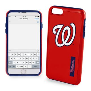 Forever Collectibles Washington Nationals Impact Dual Hybrid iPhone 7 Case