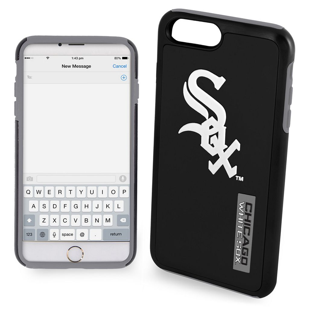 Forever Collectibles Chicago White Sox Impact Dual Hybrid iPhone 7 Plus Case