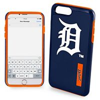 Forever Collectibles Detroit Tigers Impact Dual Hybrid iPhone 7 Plus Case