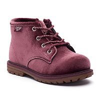 OshKosh B'gosh® TLC Toddler Girls' Ankle Boots