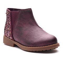 OshKosh B'gosh® Daria Toddler Girls' Ankle Boots