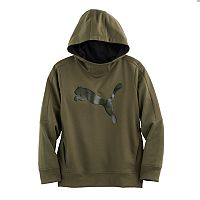 Boys 8-20 PUMA Perforated Hoodie