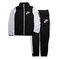 Boys 4-7 Nike Colorblock Tricot Track Jacket & Pants Set
