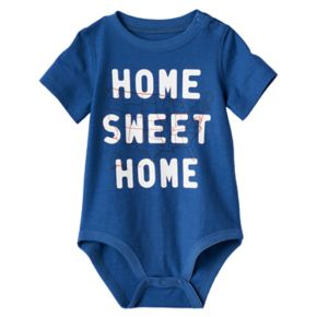 "Baby Boy Jumping Beans® ""Home Sweet Home"" United States Bodysuit"