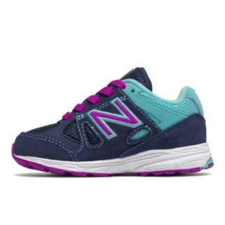New Balance 888 Toddler Girls' Running Shoes