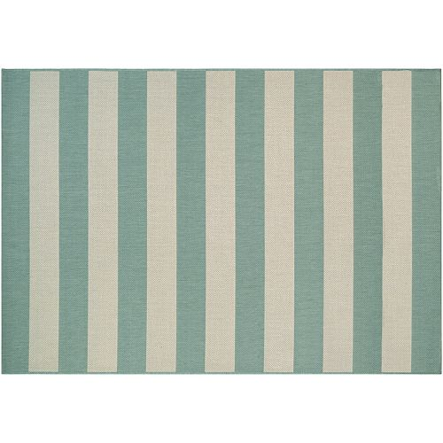 Couristan Afuera Yacht Club Striped Indoor Outdoor Rug