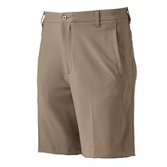 Men's Lee Crosstour Classic-Fit Flat-Front Shorts