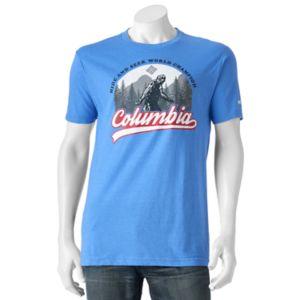 Men's Columbia Bigfoot Graphic Tee