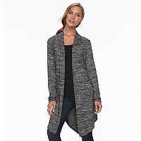 Women's Apt. 9® Split Back Cardigan
