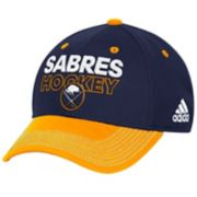 Adult adidas Buffalo Sabres Locker Room Flex-Fit Cap