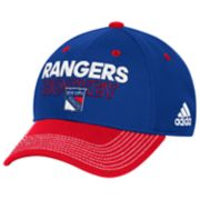 Adult adidas New York Rangers Locker Room Flex-Fit Cap