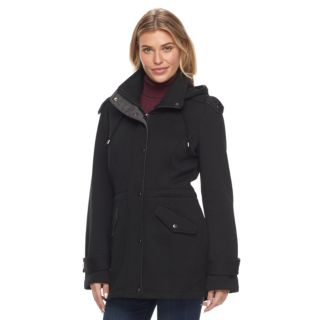 Women's Sebby Collection Fleece Anorak
