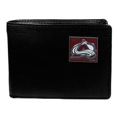 Men's Colorado Avalanche Bifold Wallet
