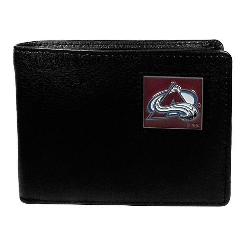 Men's Colorado Avalanche Bifold Wallet