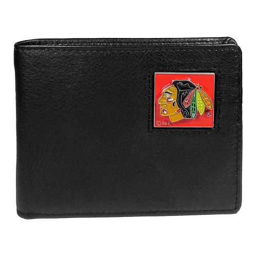 Men's Chicago Blackhawks Bifold Wallet