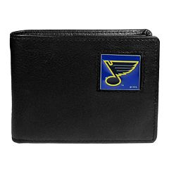 Men's St. Louis Blues Bifold Wallet