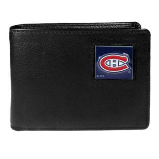 Men's Montreal Canadiens Bifold Wallet