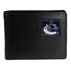 Men's Vancouver Canucks Bifold Wallet