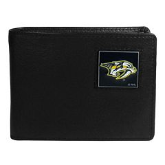 Men's Nashville Predators Bifold Wallet