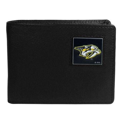 Men's Nashville Predators Bifold Wallet