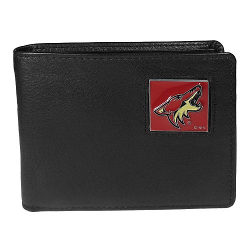 Men's Arizona Coyotes Bifold Wallet