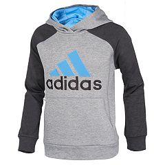 Boys 8-20 adidas Logo Pullover Fleece