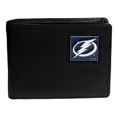 Men's Tampa Bay Lightning Bifold Wallet