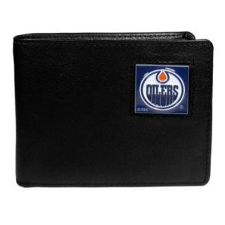 Men's Edmonton Oilers Bifold Wallet