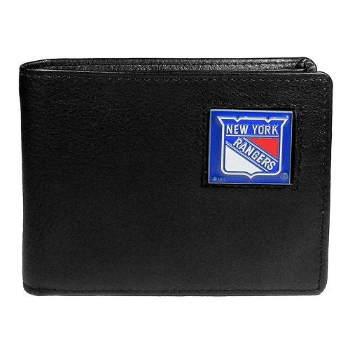 Men's New York Rangers Bifold Wallet