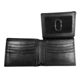 Men's Columbus Blue Jackets Bifold Wallet
