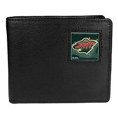 Men's Minnesota Wild Bifold Wallet