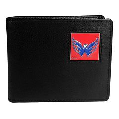 Men's Washington Capitals Bifold Wallet