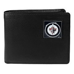 Men's Winnipeg Jets Bifold Wallet