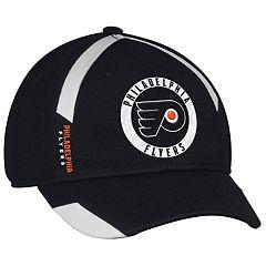 Adult adidas Philadelphia Flyers Practice Jersey Flex-Fit Cap