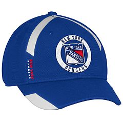 Adult adidas New York Rangers Practice Jersey Flex-Fit Cap