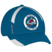 Adult adidas Colorado Avalanche Practice Jersey Flex-Fit Cap