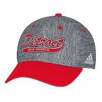 Adult adidas Detroit Red Wings Structured Flex-Fit Cap