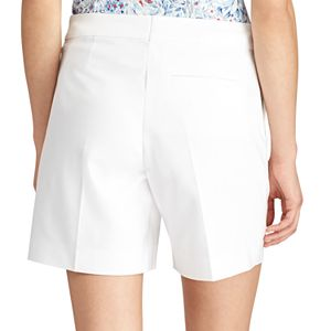 Women's Chaps Stretchy Cotton Shorts